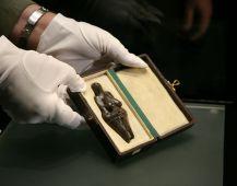 Věstonická venuše ze sbírek Moravského zemského muzea