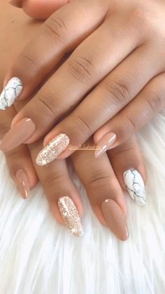 Girly Stuff, Girly Things, Swag Nails, My Nails, Marmor Nails, Nail Spa, Nail Ideas, Nail Colors, Acrylic Nails