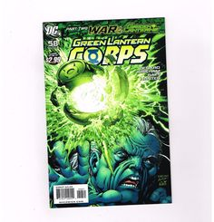 green lantern corps recharge 5 part modern age series from dc comics