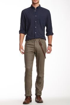 Straight Leg Jean by Star USA By John Varvatos on @nordstrom_rack