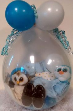 Stuffed Balloons|Gift in a balloon