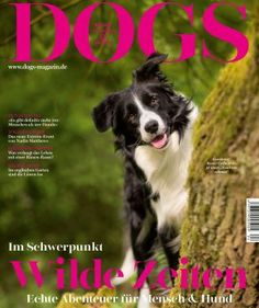 DOGS Magazin Cover Juli August 2016