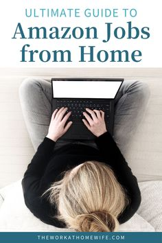 Check out the Ultimate guide to Amazon jobs from home! Get a side hustle today, and start making extra money now. | The Work at Home Wife Make Side Money, Money Now, Make Money From Home, How To Make Money, Money Savers, Saving Money, Hr Jobs, Amazon Jobs, Paid Time Off