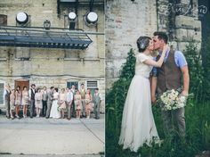 muted bridesmaid dresses erin jean photography