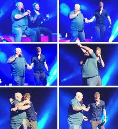 Why are we not talking about how Jay serenaded a man during Heart Vacancy. they love all of their twfanmily!