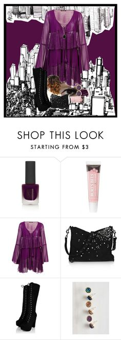 """City Streets"" by gabi-girl ❤ liked on Polyvore featuring Topshop, Roberto Cavalli, Sara Berman and Wallis"
