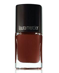 Laura Mercier Limited Edition Nail Lacquer, Cocoa Suede - Neiman Marcus