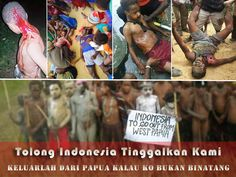 Generasi muda dan tokoh Papua yang diincar Indonesia - Via: Misteri 3d   Foto-foto yang diupload...
