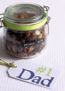 Spiced Mixed Nuts | Mum's Business    I love this idea - great for evening snacks!