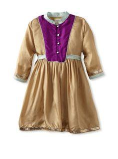 Cupcakes & Pastries Girl's Ribbon Trim Dress at MYHABIT