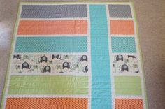 Lo, Ray, & Me: Easy Baby quilt