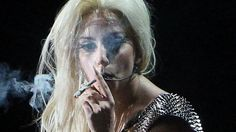 Lady Gaga Smokes Marijuana in Front of Thousands of Fans | Weedist