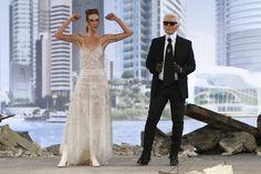 Chanel Haute Couture 2014. www.chicaguapaestafeliz.wordpress.com
