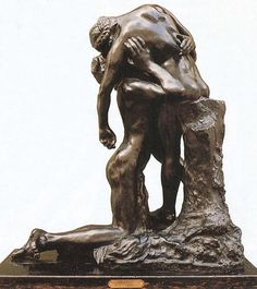 Camille Claudel. Abandoned. 1905