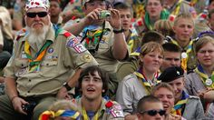 """""""Avowed Homosexual' Boy Scout Den Mother Kicked Out for Gaying All Over Impressionable Children"""" Fuck the Boy Scouts. I know they're a private organization and they're *allowed* to discriminate, but that doesn't mean they aren't a terrible, awful, hateful organization."""