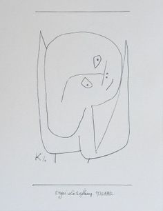 Paul Klee, Angel full of hope