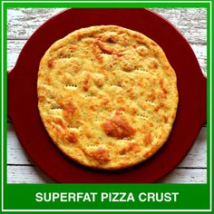 An EASY low carb keto Fathead pizza crust recipe with coconut flour OR almond flour. Just 4 INGREDIENTS! Fathead pizza is the ultimate keto pizza - crispy, chewy, and ready in 20 minutes. No Bread Diet, Best Keto Bread, Low Carb Bread, Cookbook Recipes, Bread Recipes, Low Carb Recipes, Diet Recipes, Baking Recipes, Easy Recipes