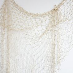 Fishing Net Decor Wall