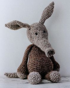 Over 40 soft and snuggly toy animal crochet patterns. These cute animals with larger-than-life personalities are made using simple crochet techniques and the step-by-step instructions enable a complet