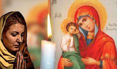 Ritual rugăciune Maica Domnului