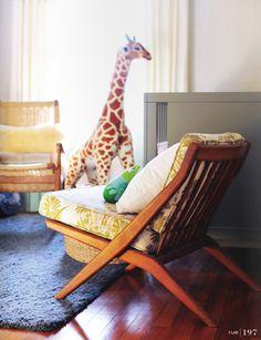 Chair in Rue Magazine