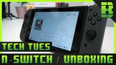 @Nintendo #NintendoSwitch #GameConsole #Review #GamingHardware #TechTues  This is part of my Tech Tuesday Videos where each Tuesday I release videos Reviews Unboxing and Giving my first impressions on how I find them. This week is on The Nintendo Switch Game Console Where I Unbox It.  Mad Catz Pro X Gaming Mouse @ http://ift.tt/2m7SPG2  This is my first impression and look at the new Nintendo Switch portable game console which is their seventh major home video game console developed by…
