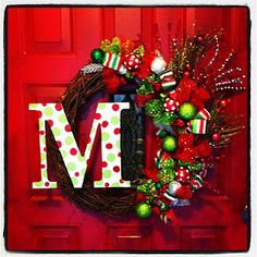 DIY: Christmas Wreath