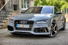 Audi RS7, 2013, Heilbronn, Germany