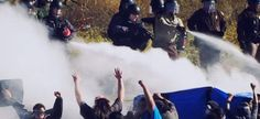 """While there is certainly no lack of blame to go around as to who is responsible for the standoff taking place at Standing Rock, numerous specific govt officials are directly responsible f/turning the peaceful protest into something resembling a militarized war zone."" If you are tired of the militarized response to peaceful protesters, then please share and act on this important info as to how to reach officials in varying ways to express your feelings. Click to read & share the full…"