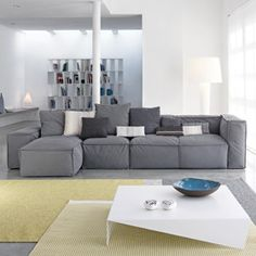 Mex Cube From Cassina Double Sided Sofas Pinterest