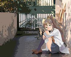 Seishun Buta Yarou wa Bunny Girl Senpai no Yume o Minai Sailor Moon, Pokemon, Xenoblade Chronicles, Kawaii, Love Illustration, Beautiful Anime Girl, Best Waifu, Anime Outfits, Cool Girl