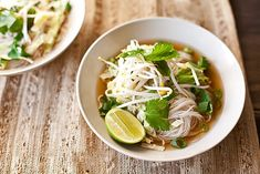 I can totally make this! Vegetarian Pho soup.