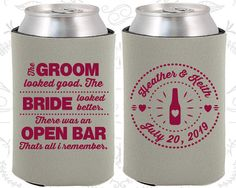 The Groom Looked Good The Bride Looked Better by MyWeddingStore