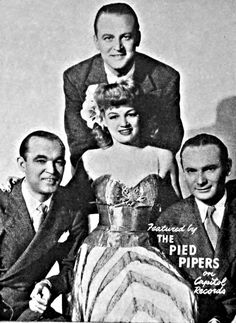 Vocal group, The Pied Pipers