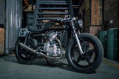 Kerkus Motorworks reworks the Honda CX500