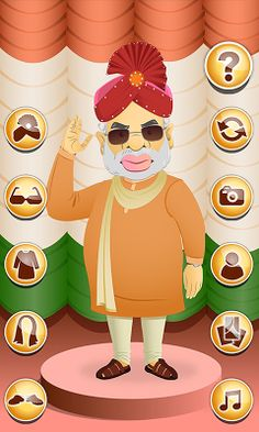 Are you a fan of Shri Narendra Modi? Would you like to be his personal stylist?