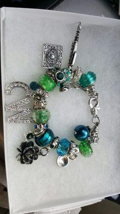 Writers bracelet