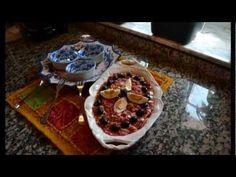 Cocina para hombre: Ensalada murciana o ensalada mediterránea.
