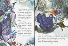 From The Blue Book of Fairy Tales