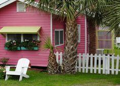Tybee Island, GA United States - Old Love Cottage c1921 | Mermaid Cottages, LLC