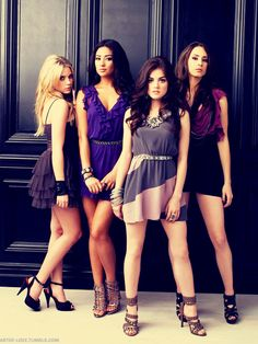 Love Aria's style the most! my fav!