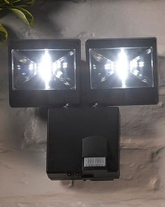 Motion Activated PIR Security Light | Home Essentials