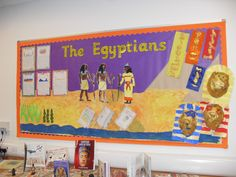 Egyptians Display