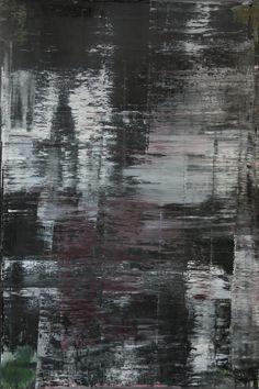 """Koen Lybaert; Oil, 2013, Painting """"abstract N° 645"""""""