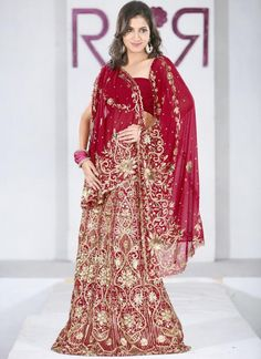 Choli Suits Indian Bridal Wear Dresses