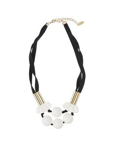Deco Tube Necklace