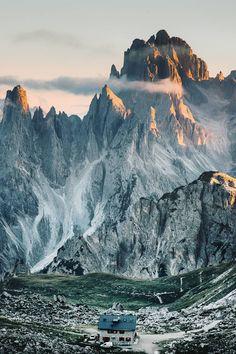 "banshy: ""South Tyrol by Guerel Sahin """