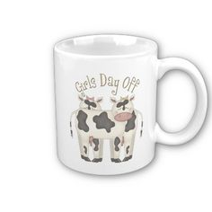 Cow Girls Coffee Mugs from http://www.zazzle.com/cow+mugs