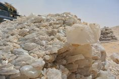 Crystal Mountain, Egypt | Geology IN