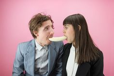 Complements : les photographies déjantés de Leta et Wade - Grafik Milk